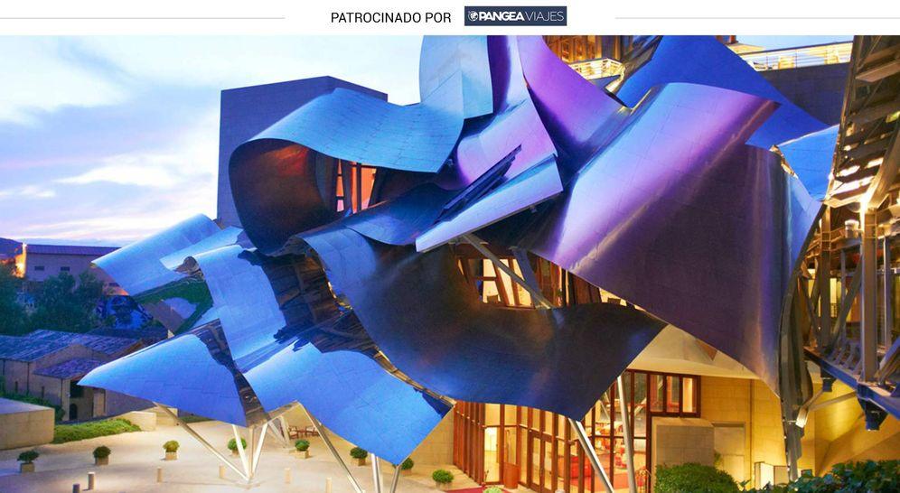 Foto: La curiosa arquitectura del hotel firmado por Frank Gehry