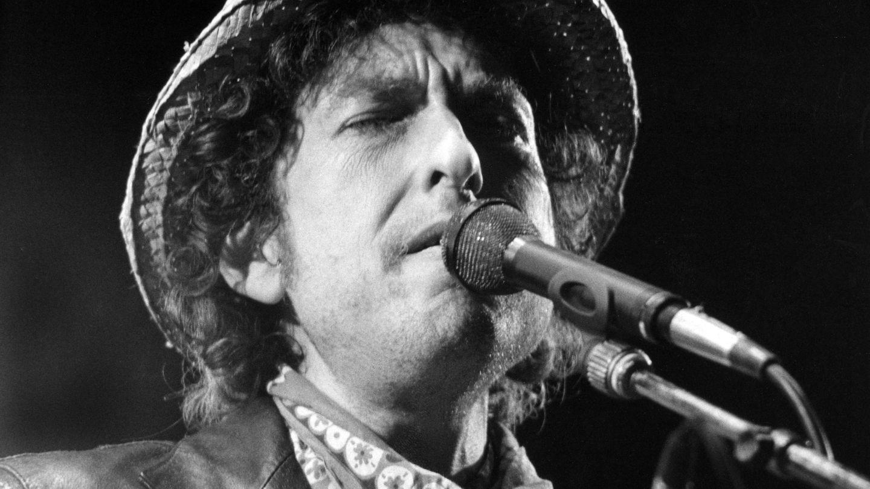 Bob Dylan, en 1984. (EFE)