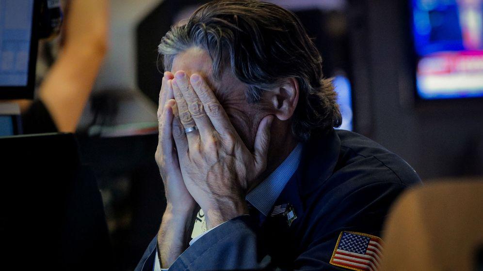 Foto: Un trader en Nueva York este agosto. (Reuters)