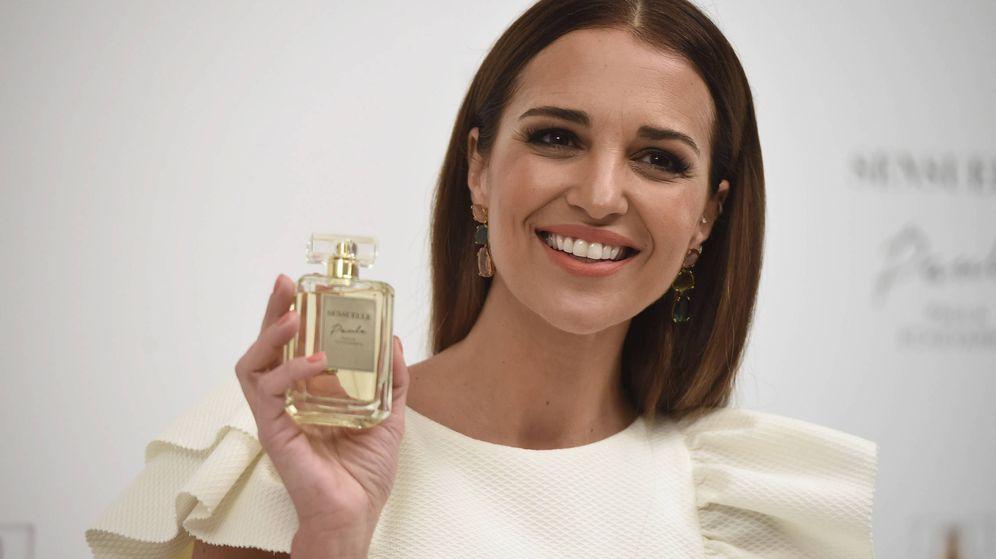 Foto: La actriz Paula Echevarría en la presentación de su fragancia. (Gtres)