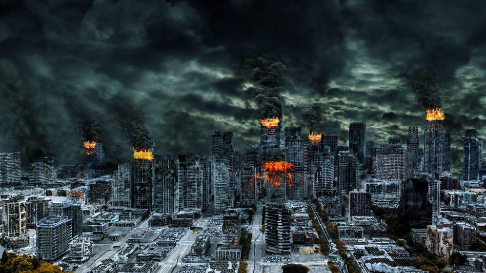 Foto: Lo que ocurriría si esto fuera realidad. (iStock)