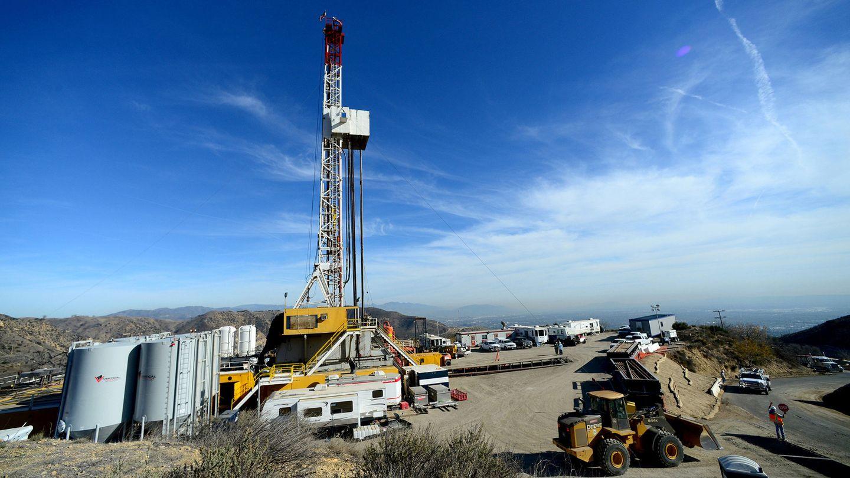 Estación de gas de Southern California. (Reuters)