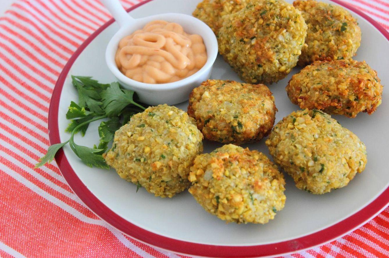 Tendencias gastronoma Falafel receta barata y fcil para hacer en
