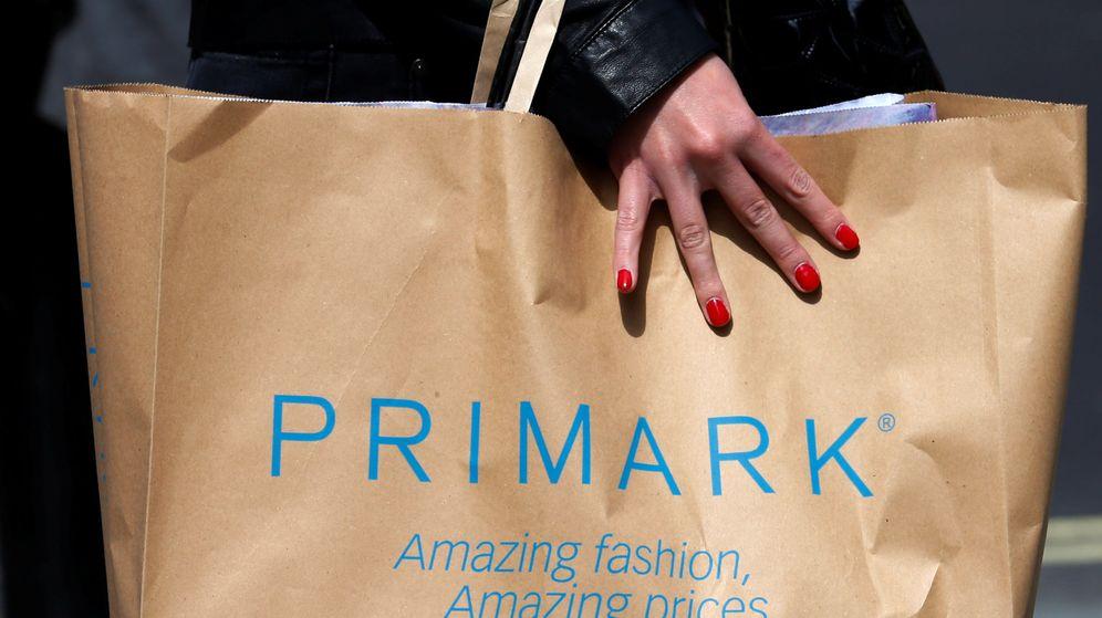 Foto: Una cliente de Primark. (Reuters)