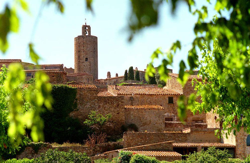 Foto: Esta villa del Ampurdán te hará aún más viajero de lo que eres. (Foto: Ayuntamiento de Pals)