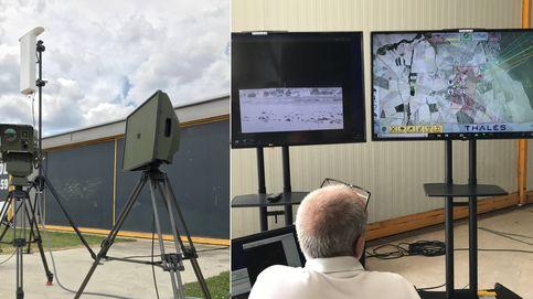 Este es el sistema que alerta de avalanchas en la valla de Melilla (y ahora paraliza drones)