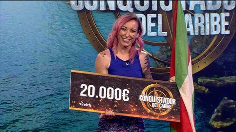 La navarra Nahia Valencia, ganadora de la edición 17 de 'El Conquistador del Caribe'