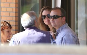 El hijo de Dúrcal suspende sus vacaciones ante el amago de parto