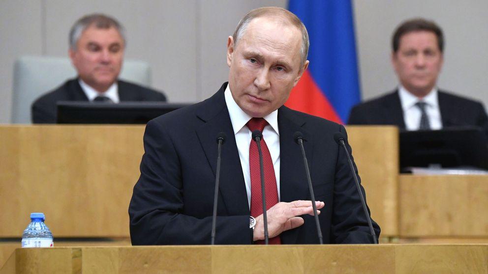 Putin se muestra dispuesto a seguir en el Kremlin después de 2024