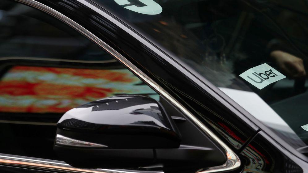 Foto: Coche de Uber en Nueva York. (Reuters)