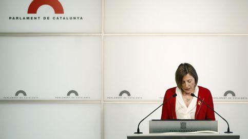 Forcadell da el beneplácito a Maragall y no descarta entrar en el nuevo Govern