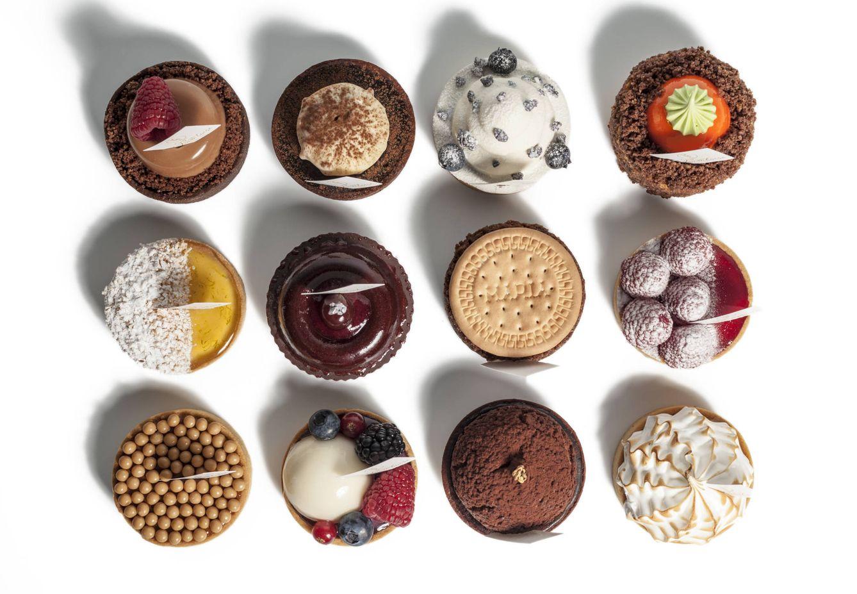 Foto: Alejandro Montes ha cerrado el círculo con estas delicias en su Mamá Framboise