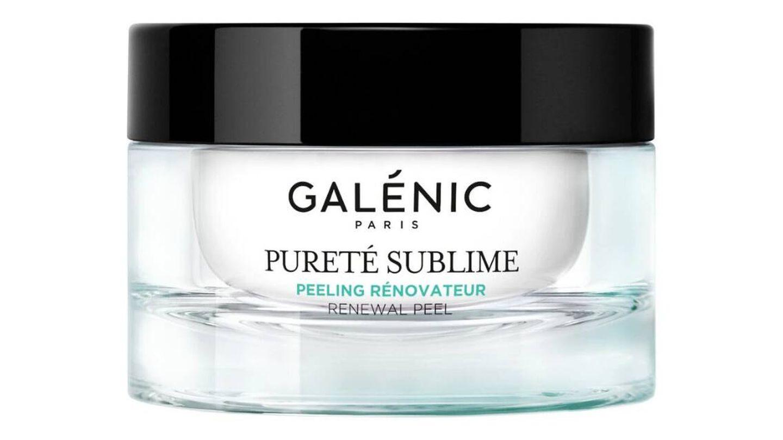 Purete Sublime Peeling de Galénic.
