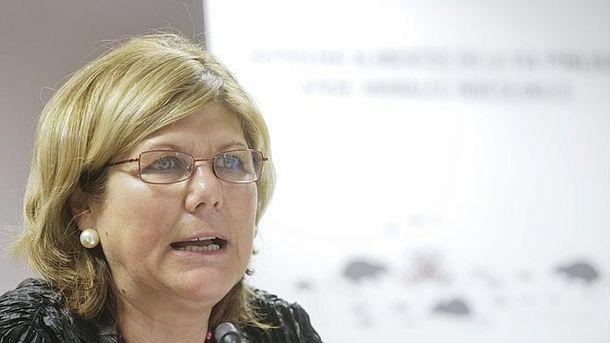 Foto: María Teresa Florido mancheño era directora general de Formación Profesional para el Empleo cuando se recibieron las supuestas subvenciones fraudulentas. (Efe)