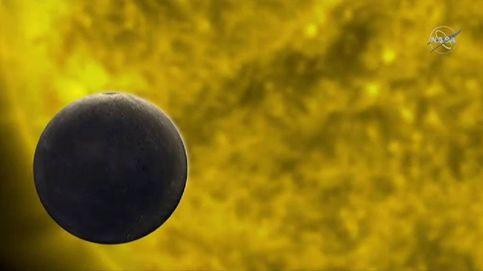 El espectacular tránsito de Mercurio
