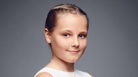 La princesa Ingrid Alexandra de Noruega cumple 12 años