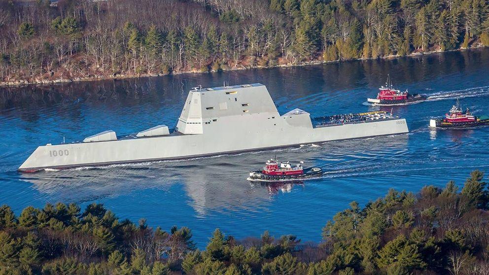 EEUU, Rusia y China resucitan una bestia: el crucero de combate
