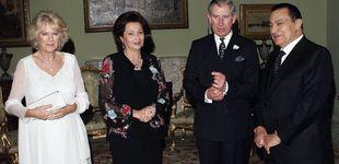Post de Suzanne Mubarak: excesos de la que fuera poderosa primera dama de Egipto