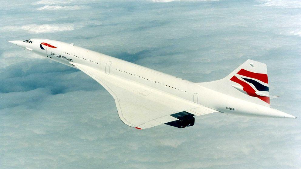 Un avión supersónico te permitirá viajar de Londres a Nueva York en una hora