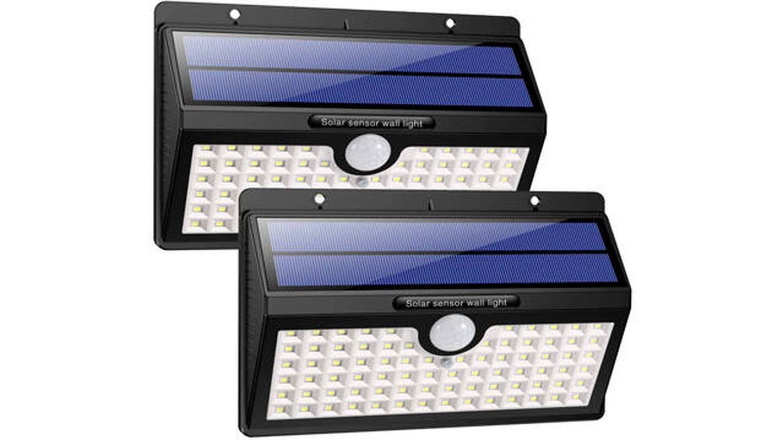 Luces LED Hetp con sensor de movimiento