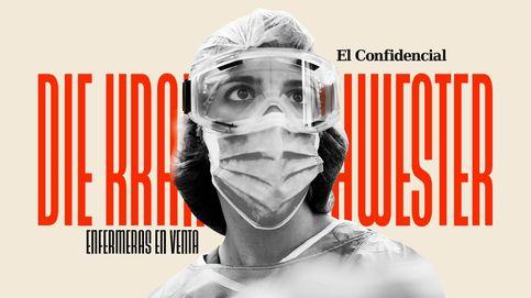 El tráfico de enfermeras en el covid: así capta Alemania con contratos mordaza