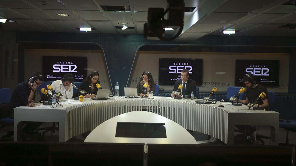Foto: Estudios de la Cadena SER, en Madrid (EFE)
