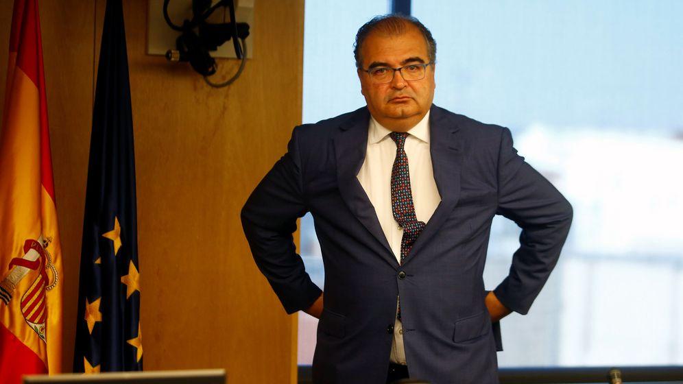 Foto: Ángel Ron, expresidente del Popular (Reuters)