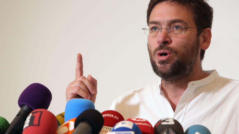 Dante Fachín anuncia que no concurrirá en las elecciones del 21-D