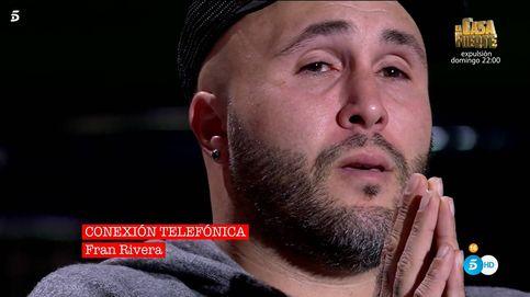 Fran Rivera se rompe en directo con un mensaje a Kiko: Papá estaría orgulloso
