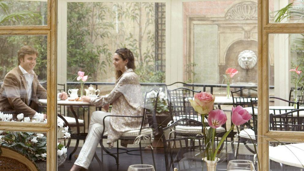 Una cena en el Hotel Orfila, un restaurante con mucho encanto