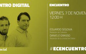 Encuentro digital con E. Segovia y D. Grasso sobre #Luxleaks