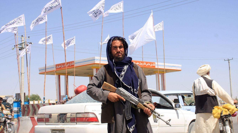 Foto: Un miliciano talibán en Ghazni, a 150 km al sur de Kabul. (Reuters)