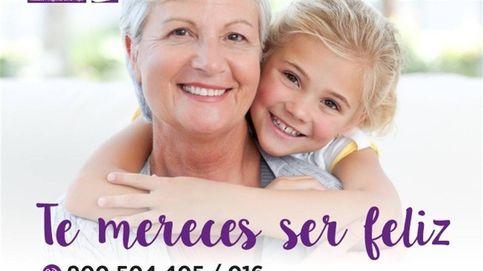 El PSOE también usó 'sonrisas' e imágenes de 'stock' contra la violencia de género