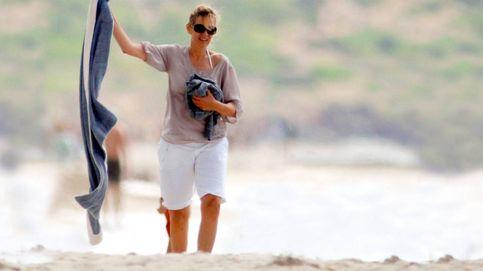 Así es la playa de Bidart donde Cristina se refugia y los Urdangarin surfean