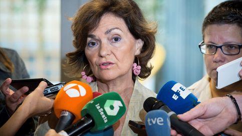 La comparecencia de Calvo, en directo | La ministra responde hoy por el Open Arms