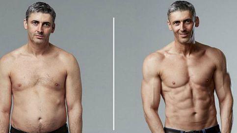 Mejor que Jordi Cruz: así se puso cachas un padre de 45 años en 12 semanas