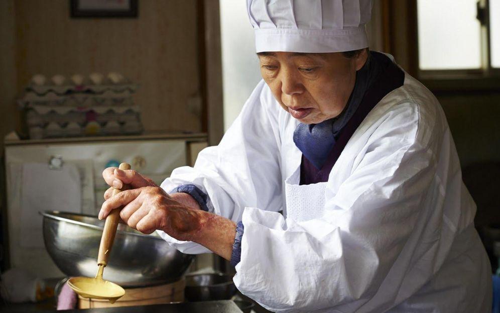 Foto: Fotograma de 'Una pastelería en Tokio'