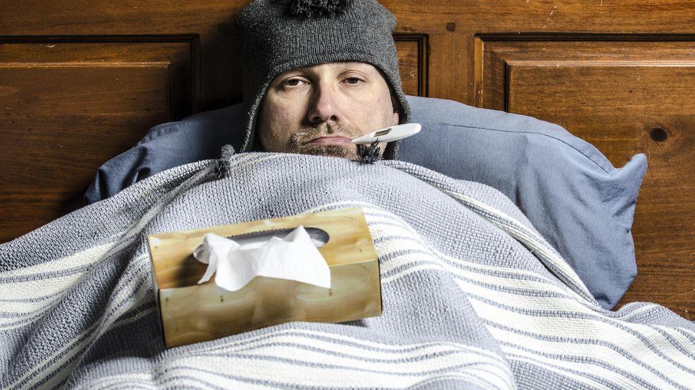 Foto: Un resfriado común puede dejarte un par de días fuera de juego. (iStock)