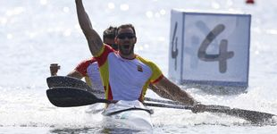 Post de Craviotto y Toro se cuelgan el oro en el K2-200 y dan la octava medalla a España