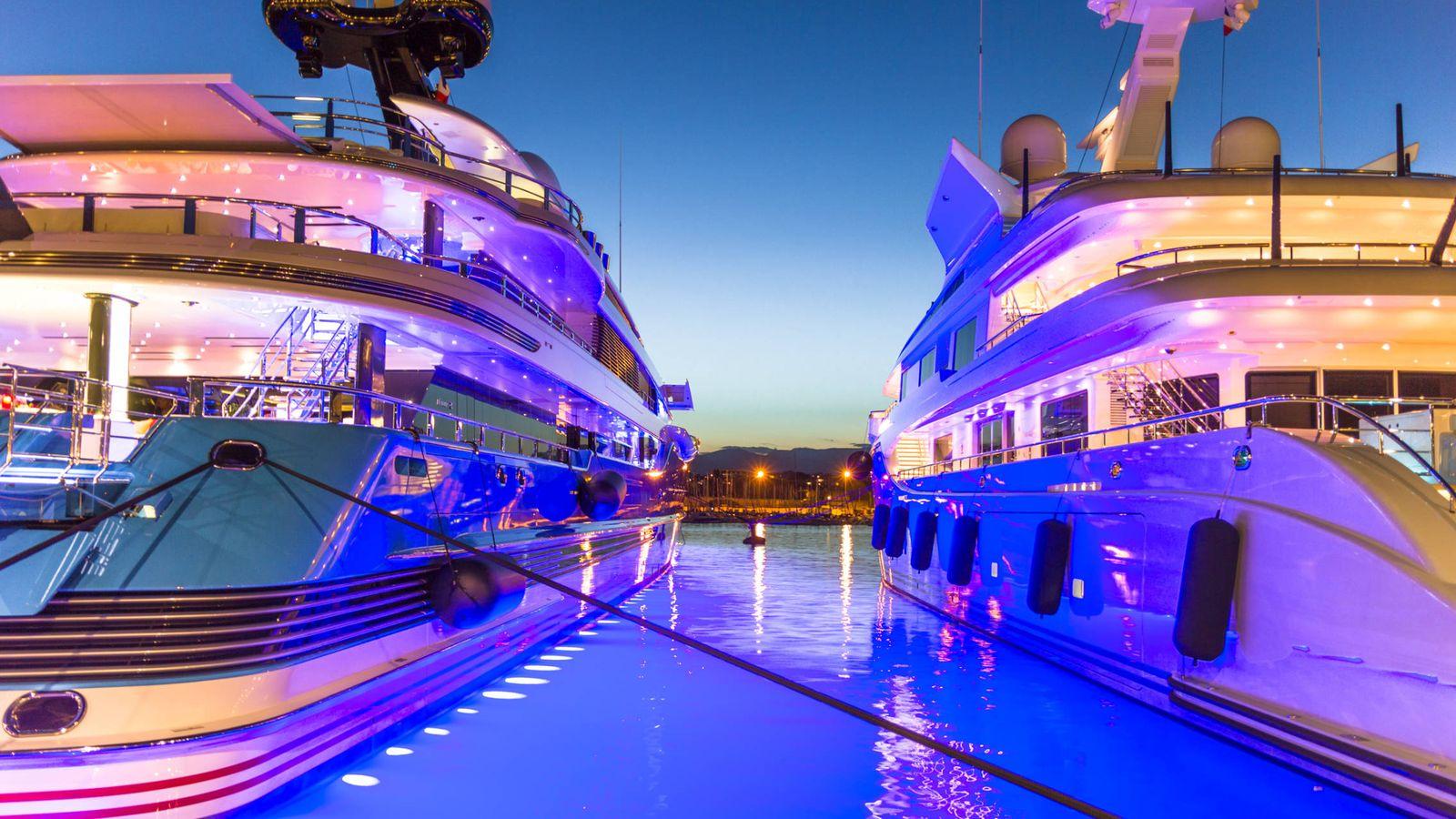 Foto: Puerto de la Riviera francesa. (iStock)