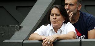 Post de La federación de tenis prescinde Conchita Martínez