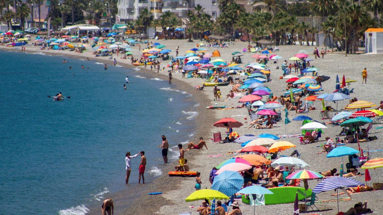España afronta una semana de calor y fin de semana con tormentas
