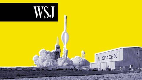 Musk hace historia: el primer vuelo comercial en poner personas en el espacio
