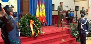 Post de El emocionante homenaje de un militar español a los caídos por el coronavirus