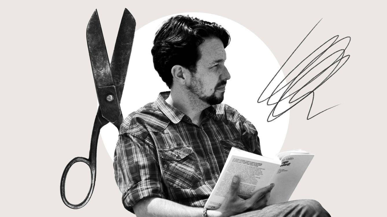 El Gallinero   Pablo Iglesias se corta la coleta... y la prensa española pierde la cabeza