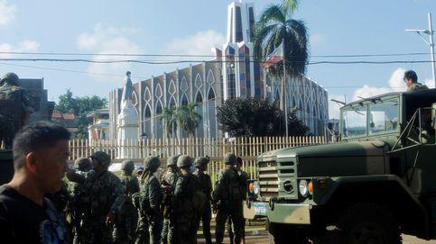 Aumenta a 14 muertos y 75 heridos el balance por el doble atentado en el sur de Filipinas