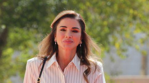 La diseñadora de una importante familia española que triunfa en el armario de Rania