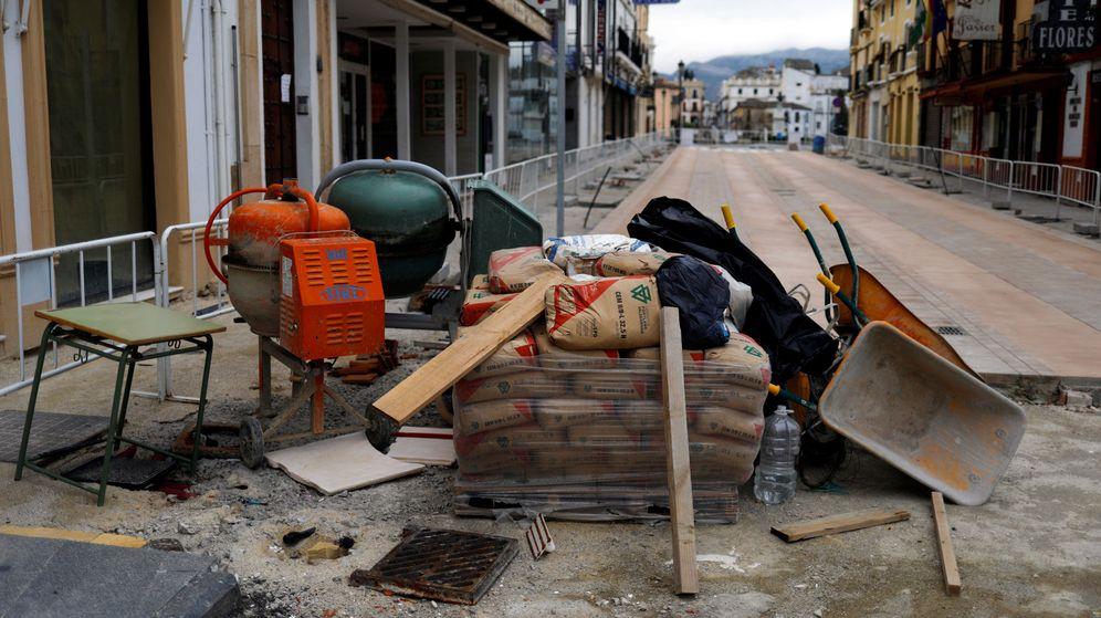 Foto: La construcción es uno de los sectores que volverán al trabajo este lunes. (Reuters)