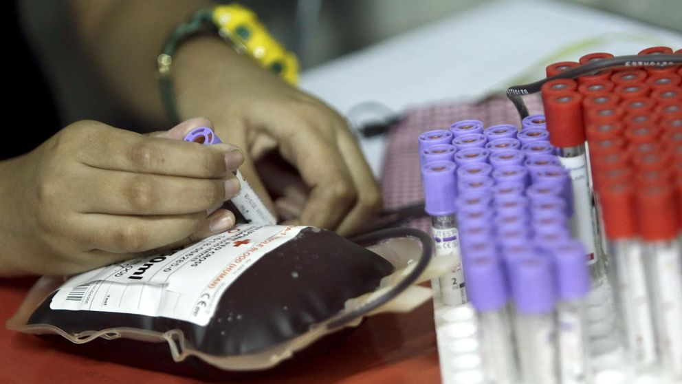 España excluye a donantes de sangre si presentan  factores de riesgo extremos