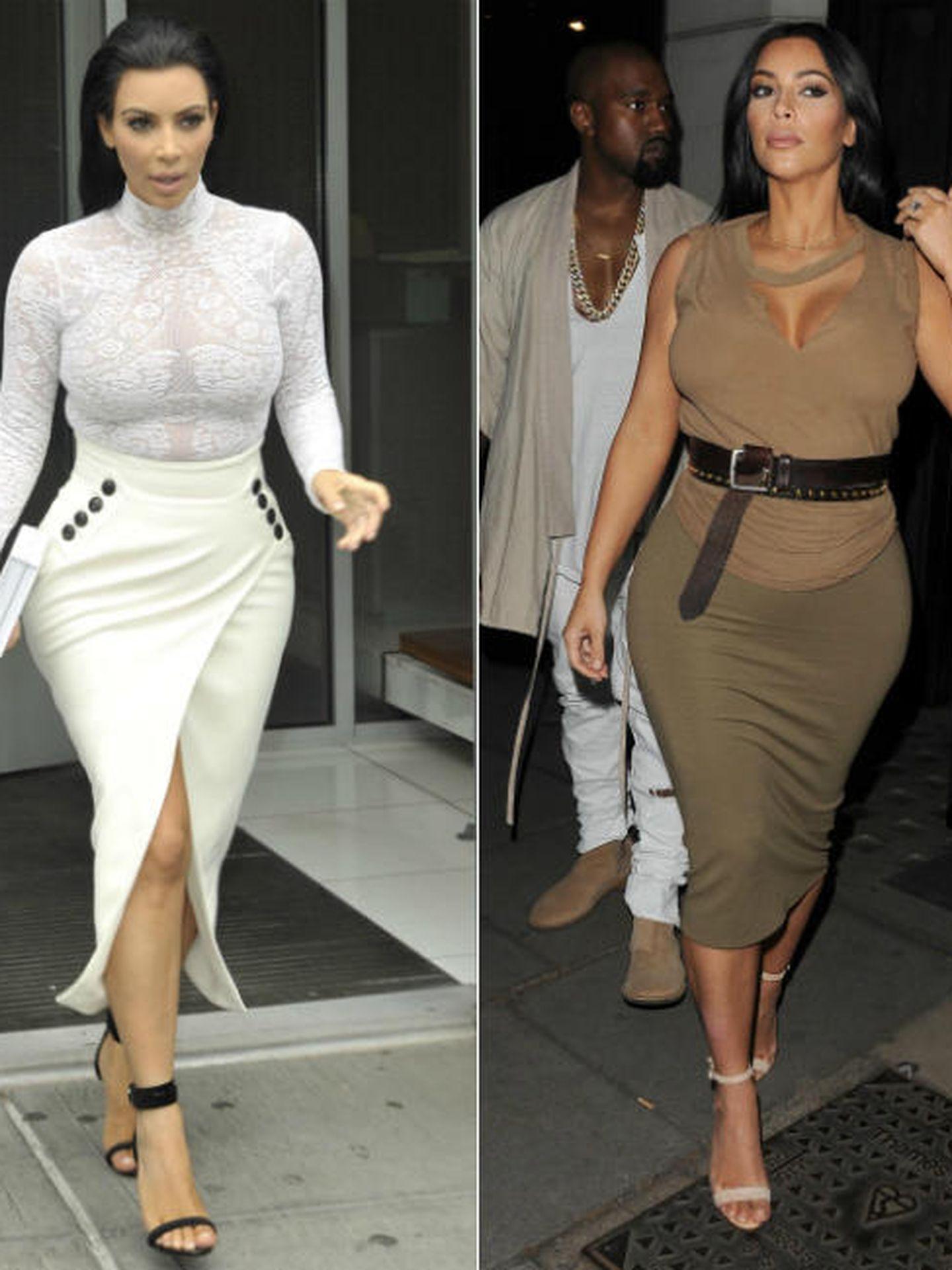 Kim Kardashian (Gtres)